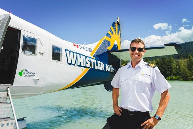 Whistler to Victoria Scenic Flight