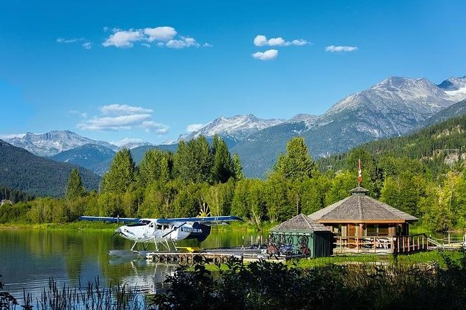 Whistler Bus Tour with Return to Vancouver by Seaplane