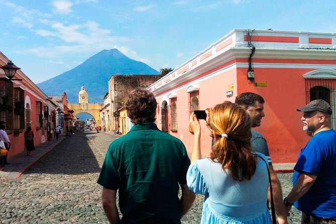 UNESCO JEWELS: Antigua Guatemala Half Day Tour