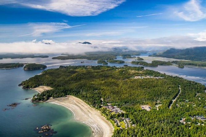 Vancouver to Tofino Seaplane Flight