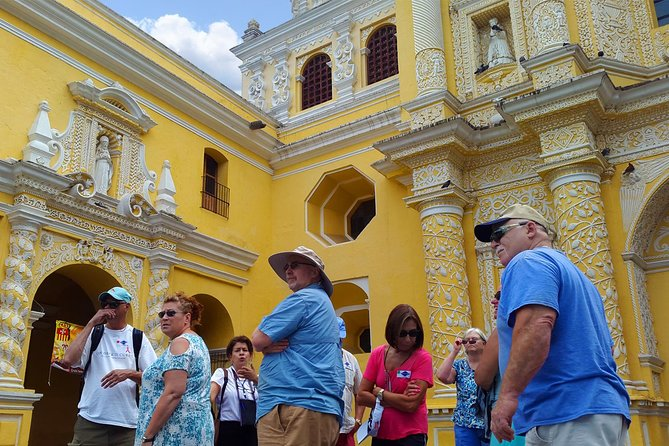 UNESCO JEWELS: Antigua Guatemala Walking Tour