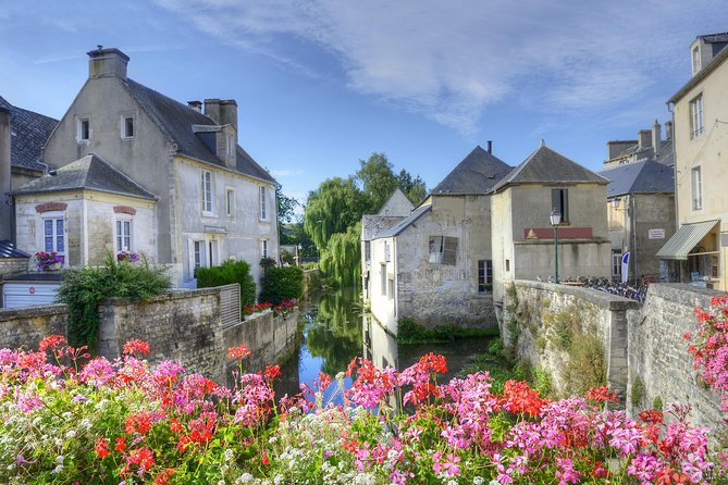 Private Tour to Bayeux, Honfleur and Pays d' Auge from Bayeux