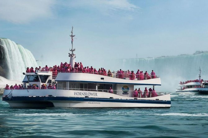 Day Trip From Toronto To Niagara Falls With Falls Boat Ride
