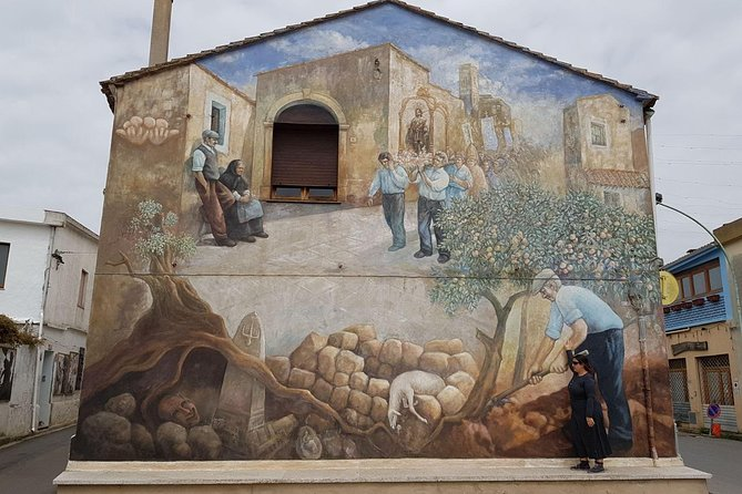 Visit a typical village in Sardinia, Excursion from Cagliari