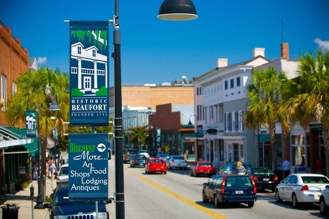 Complete History and Movie Walking Tour of Beaufort