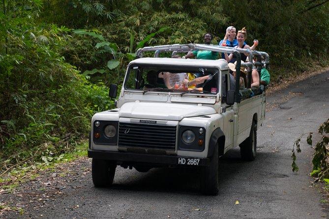 Triple Adventure - Jeep Safari