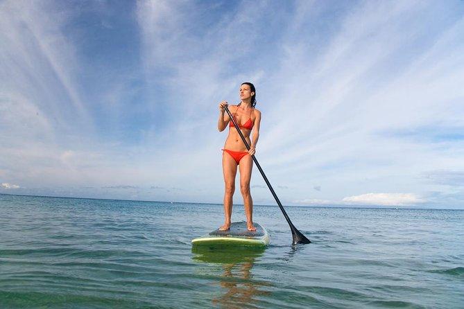 Maui Stand Up Paddling 101 at Kalama Park in Kihei