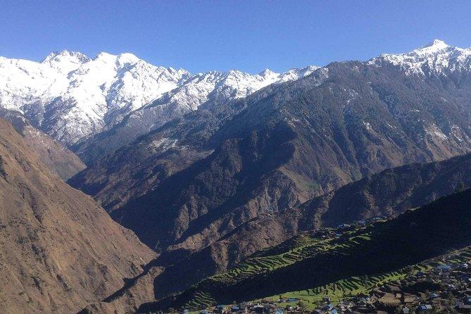 Ruby Valley And Ganesh Himal Trek