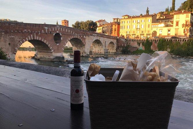 Verona Rooftop Sunset experience - aperitif walking tour
