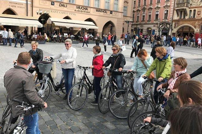3-hour Complete Prague Bike Tour