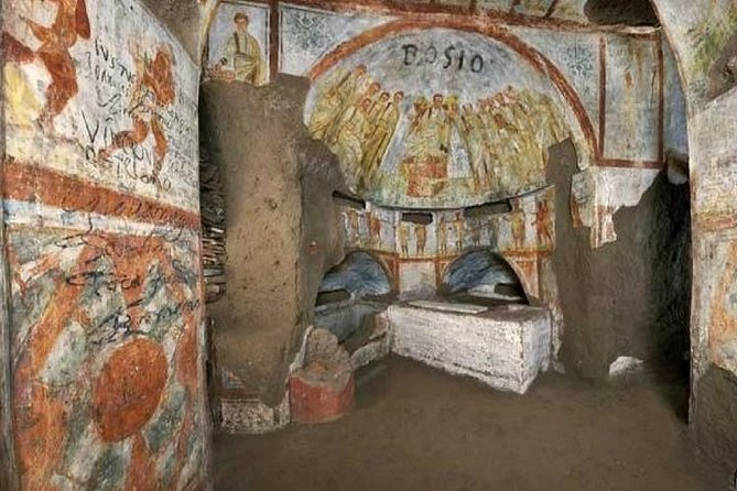 Catacombs of Rome Small Group Tour photo 3