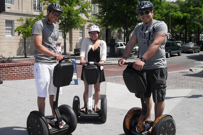 Historic Segway Tour