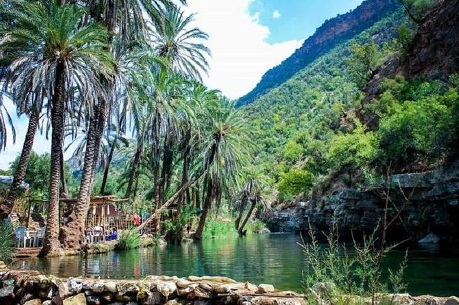 Half Day Guided Trip To Paradise Valley