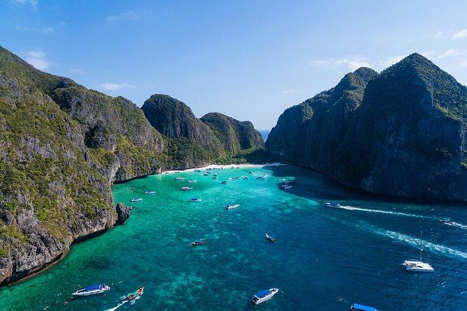 Phuket: Phi Phi Islands Daytime Delight