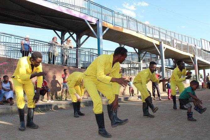 Johannesburg and Soweto