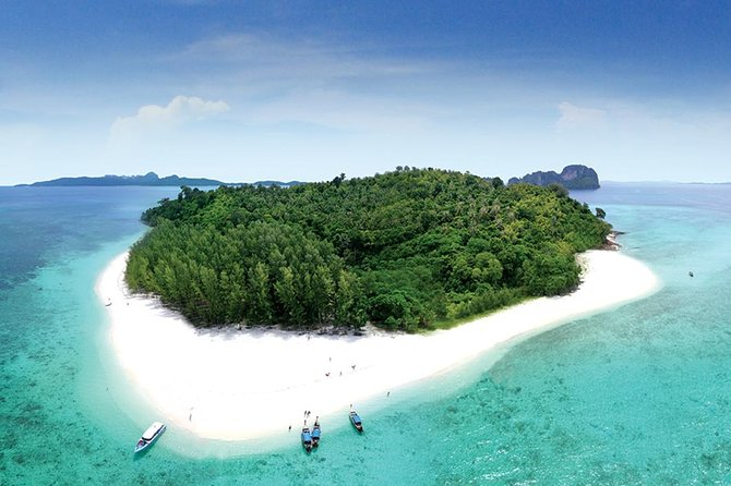 Phi Phi Island Deluxe Plus Gold 6 Island Package