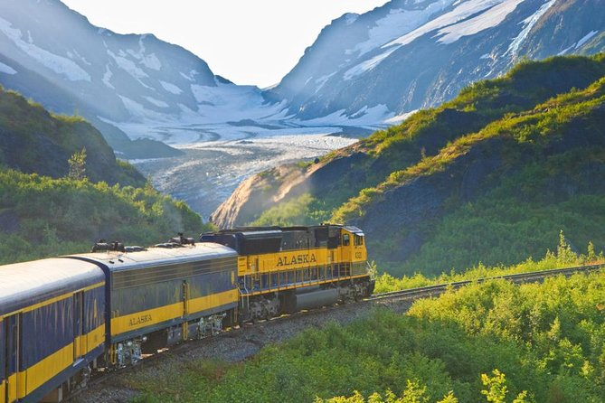 Alaska Crafted Tour and Railroad Adventure