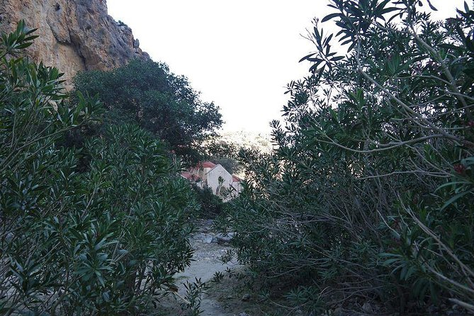 South Crete - The gorge of the Eremits, Sunset in Matala photo 7