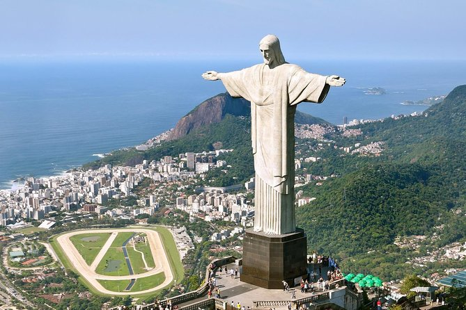 The Best of Rio - Christ Redeemer - Sugarloaf - Maracanã - Downtown