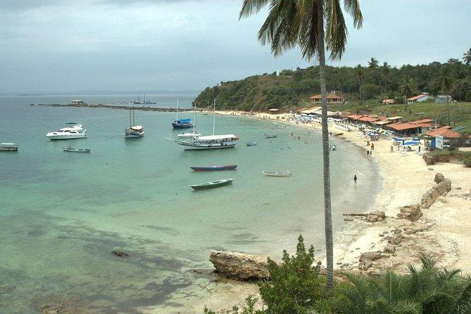 Tropical Islands Schooner Ride