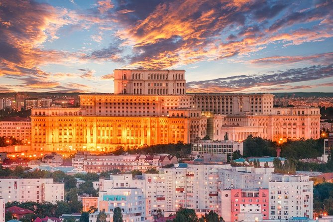 Palace of Parliament in Bucharest - fast - track tickets and guide