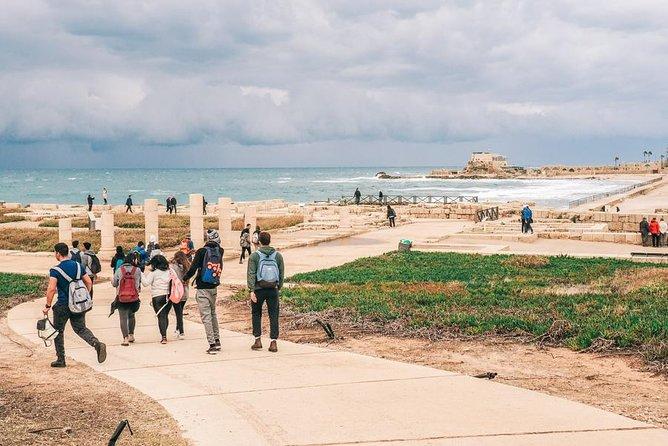 Transport to Caesarea National Park from Tel Aviv