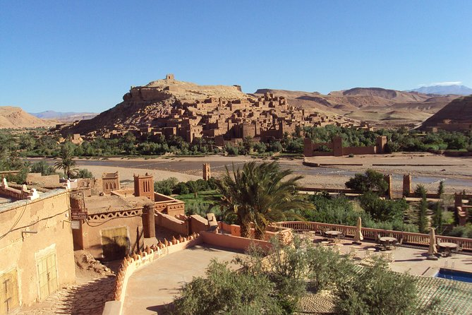 Ait Ben Haddou Kasbahs & Atlas Mountains - Day trip from Marrakech - private