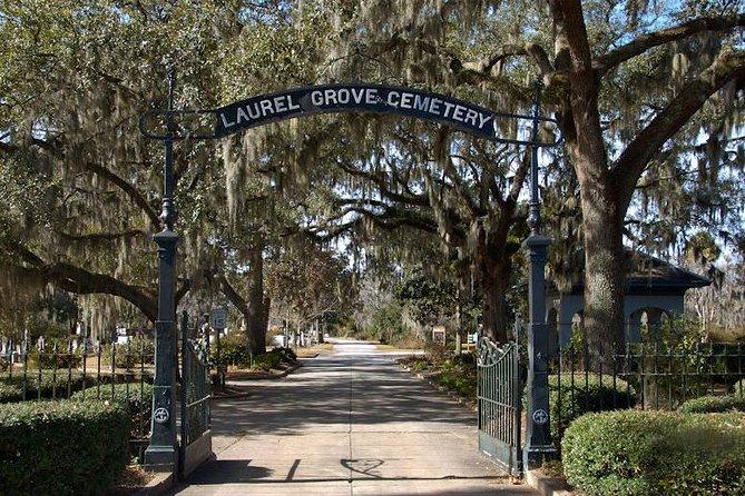 Laurel Grove Cemetery - Le joyau caché!
