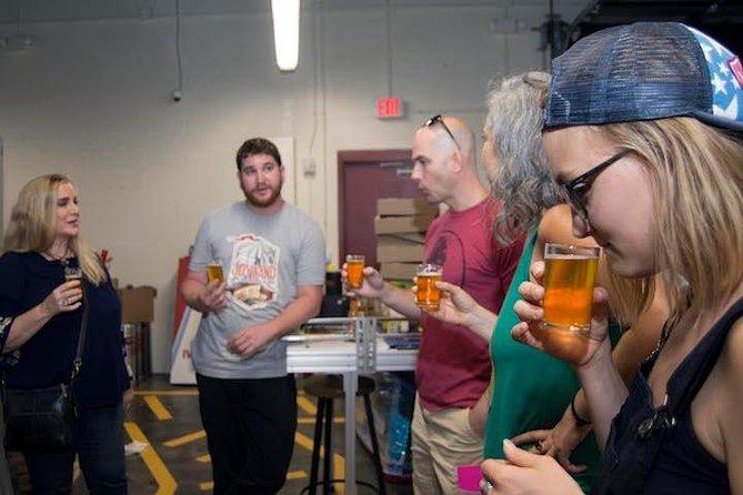 Orlando Craft Beer Walking Tour