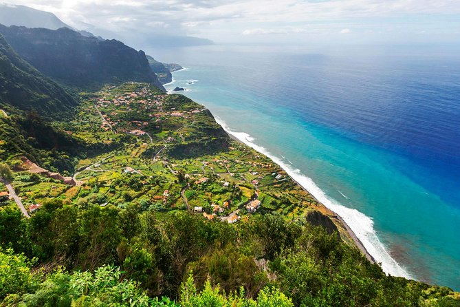 Madeira: East island Private Tour Full Day