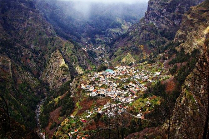 Madeira: Best of Madeira Shuttle Tour Half Day