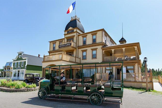 Hôtel Château Albert, Village historique acadien (Bertrand, N.-B.)