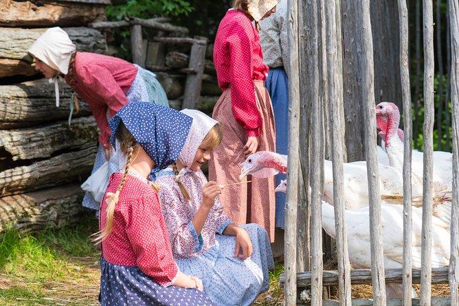 Skip the Line: General Admission Ticket -Acadian Historical Village