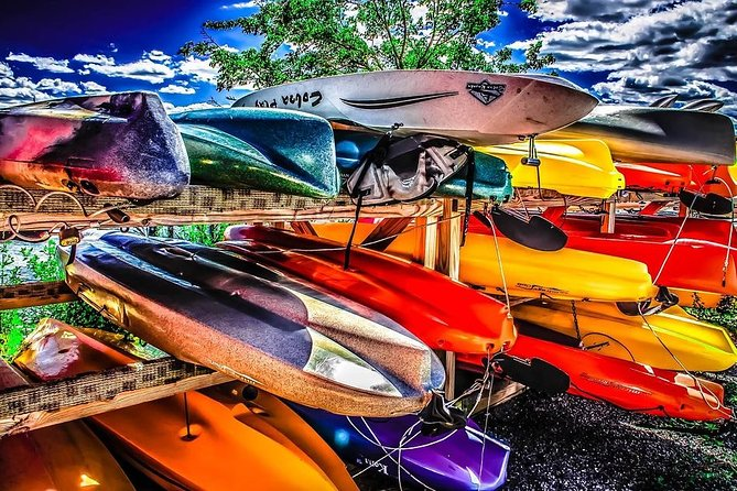 Kayaks Rentals Everyday