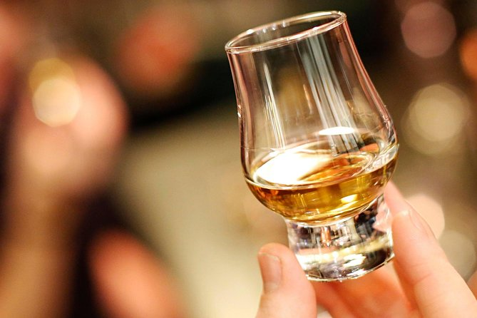 Whisky and Folklore, four single malt scotch whiskies and local tales