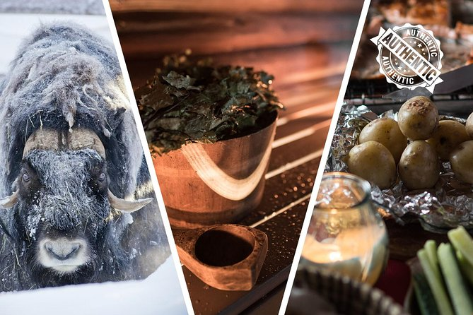 Full Day Lapland Tour, including Lunch and Dinner