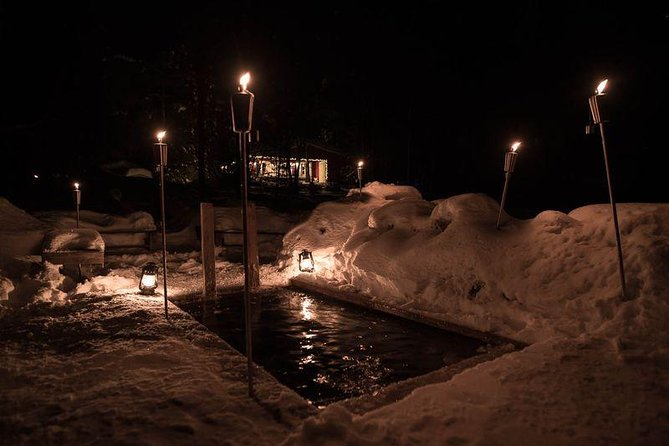 Best Of Lapland: Sauna, Ice swimming, Dinner & Northern Lights