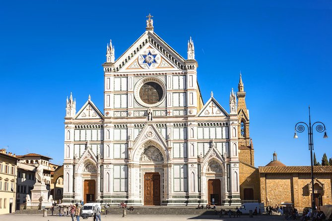 45-minutes Florence HolyCross Basilica (SantaCroce) Audio-guided tour