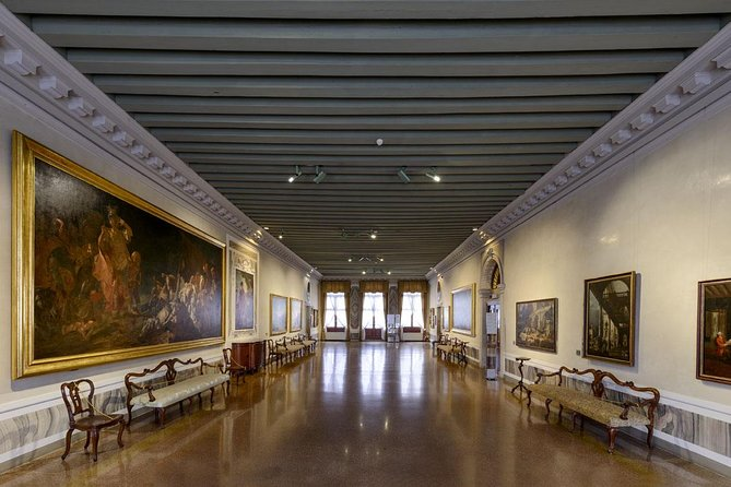 Skip the Line: Ca' Rezzonico - 18th Century Venice Museum Entrance Ticket