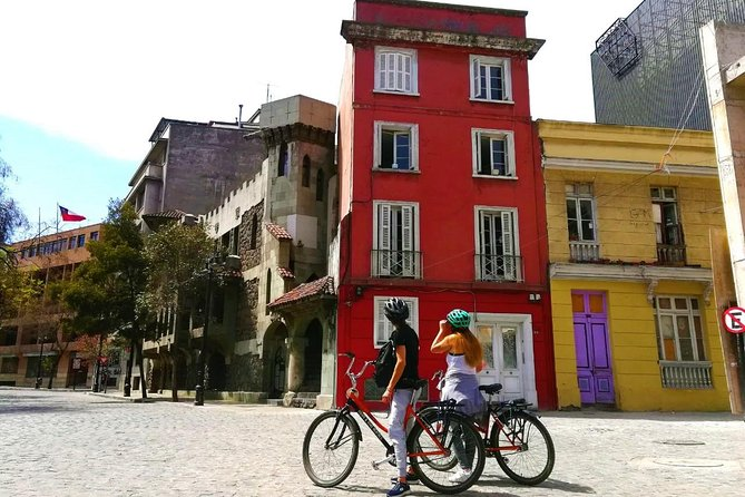 Bike Tour: Old Santiago
