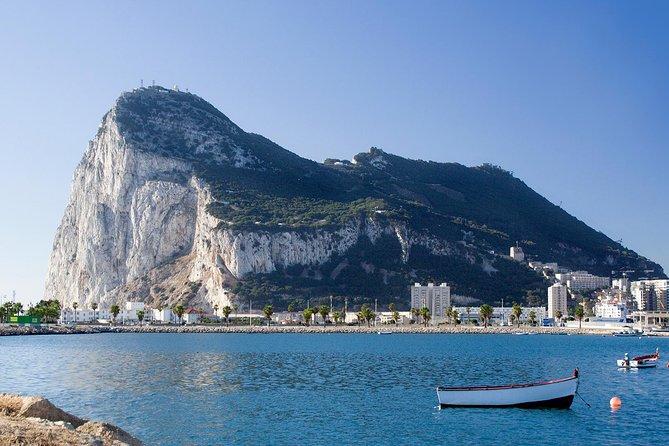 Small group: Gibraltar Daytrip (Malaga direct)