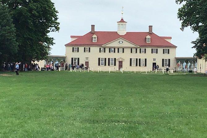 Mount Vernon Tour