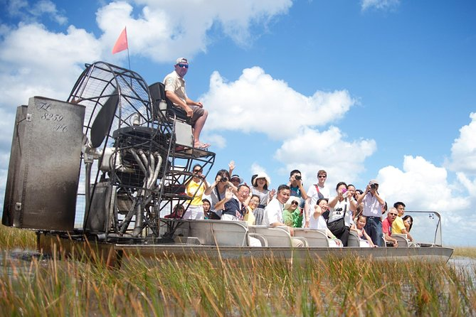 Do the Everglades Tour from Miami in a Luxury Bus