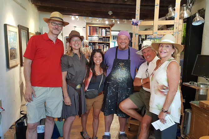 Taos Artisan Walking Tour + Chocolate