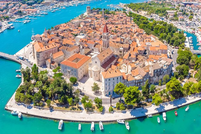Experience Trogir with Guide on a Small Group daily tour from Split