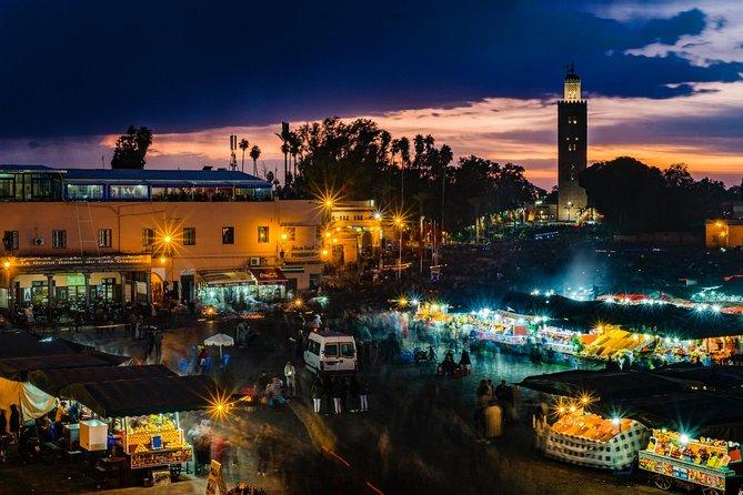 Dagtrip naar Marrakech vanuit Agadir