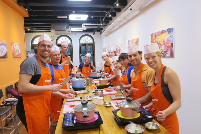 Cooking Class Experience in Sago Street Singapore