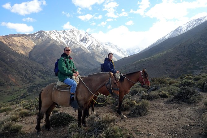 Horse Riding Tour in The Andes from Santiago, Carbon Neutral
