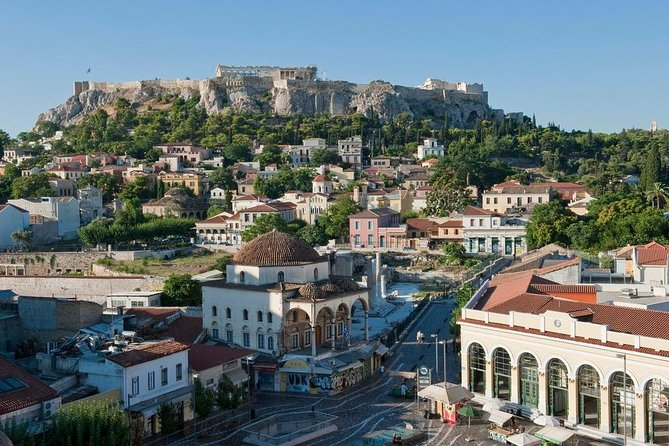 Ottoman heritage of Athens walking tour