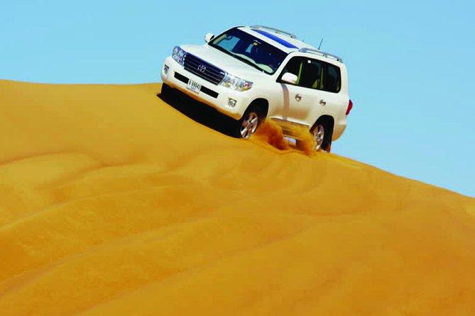 Morning Desert Safari from Dubai